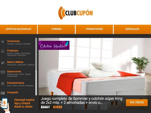 CLUB CUPÓN